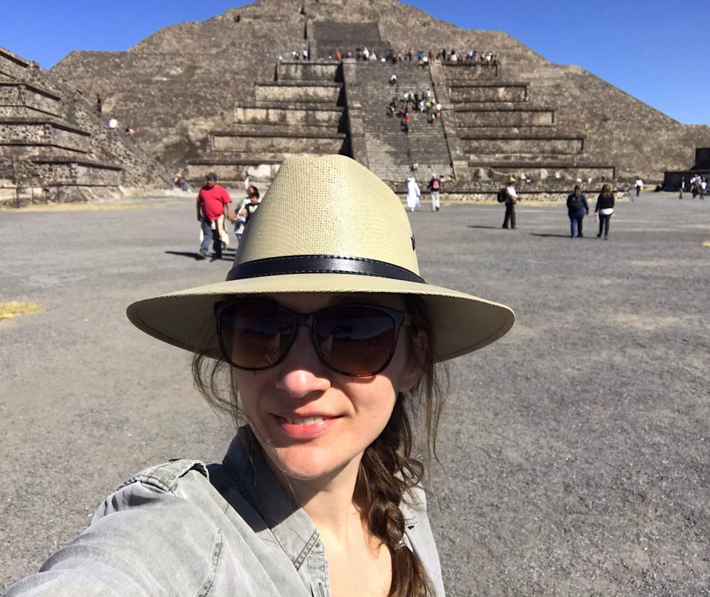 Accent Reduction Coach Perrie Dennison on vacation